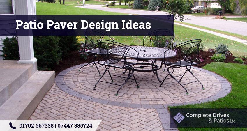 top 5 patio paver design ideas