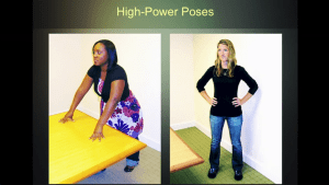 Change Your Body, change your mood high power pose 2