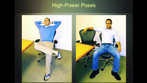 Change Your Body, change your mood high power pose 3