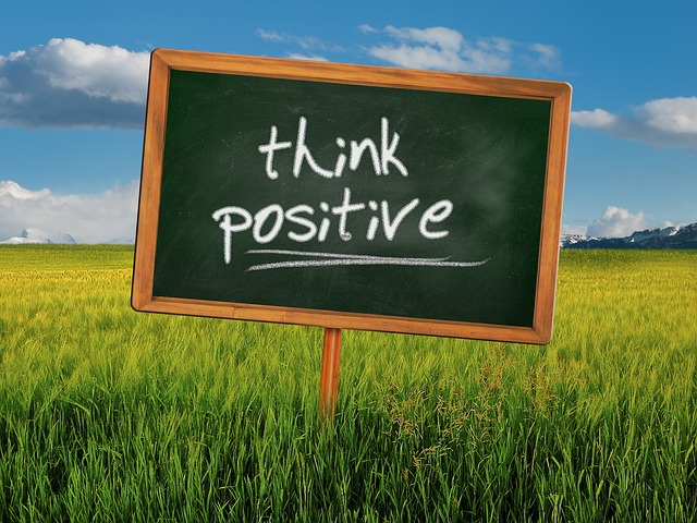 How to become a positive thinker part two II_sign_think positive