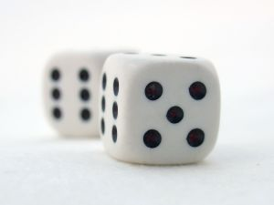 You Have Beaten the Odds Dice