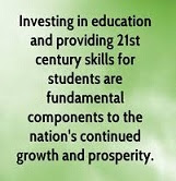 Education for the 21st Century/Teaching and leaning Skills