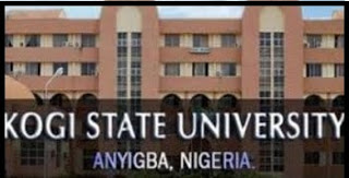 60 LECTURER II REQUIRED @ KOGI STATE  UNIVERSITY ANYIGBA