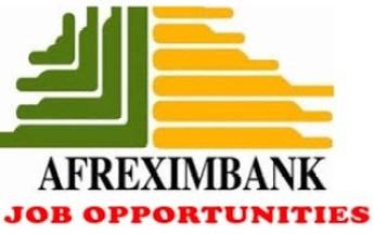 Apply As Director, Export Development Programme @ The African Export Import Bank (Afreximbank)