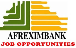 7 Job Vacancies at African Export Import Bank (Afreximbank) – Apply Now