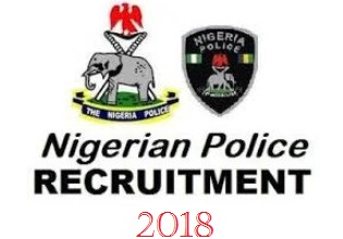 Nigeria Police 2018 Recruitment/Constables Online Registration Ongoing
