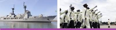 Final List Nigerian Navy 2017 Recruitment Interview Result/NNBTS Batch 27 B South East Geo-political Zone States List