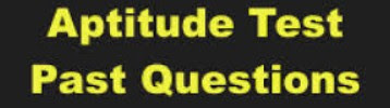 Current FCSC general knowledge questions for aptitude test in Nigeria/Federal Civil Service Aptitude Test Questions & Answers