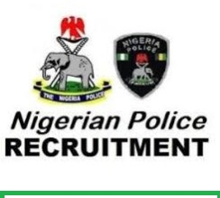 2018 Police Constable Recruitment Screening Dates Fixed