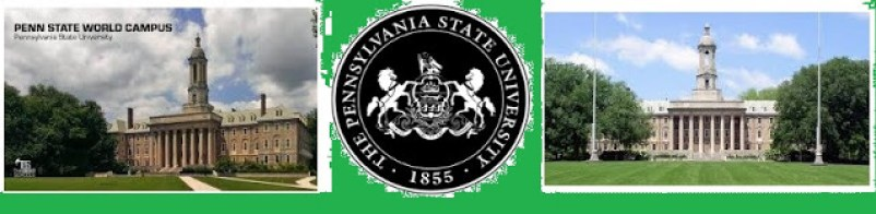 Pennsylvania State University  Graduate Scholarships for International Students, 2018