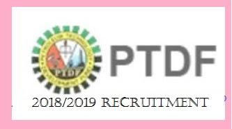 PTDF 2018/2019 Recruitment Form & How to Apply