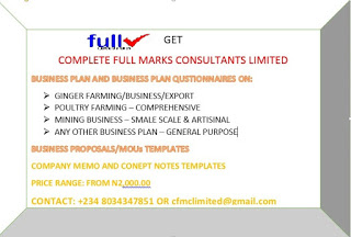 Why Do I Need A Consultant's Business Plan Template for My Business?