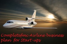 Aviation Airline Business Plan Template for African Countries