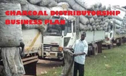 Charcoal Distributorship Business Plan for Free