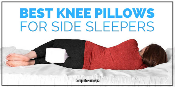 propping the knees with pillow online