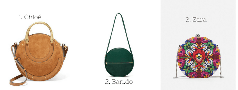 25e2cd9e4 Circle bags are everywhere right now. If you've been in a store, this is  one of the handbag trends you've probably seen. For good reason, though.