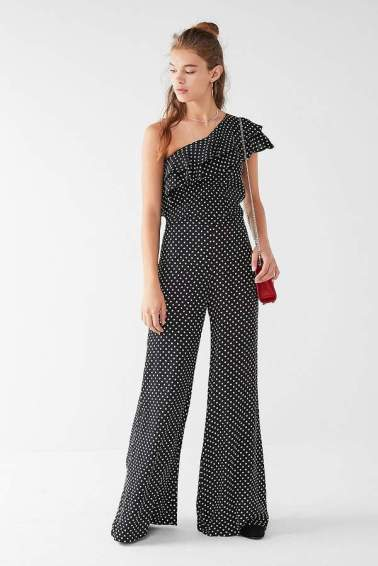 two-piece-matching-set-ruffle-polka-dot-pants
