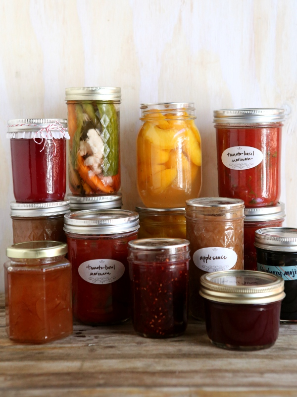 Find canning recipes and ideas on completelydelicious.com