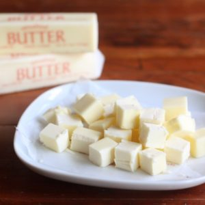 Why I only bake with unsalted butter, from completelydelicious.com