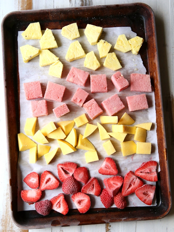 Tutti-Frutti Smoothie   completelydelicious.com