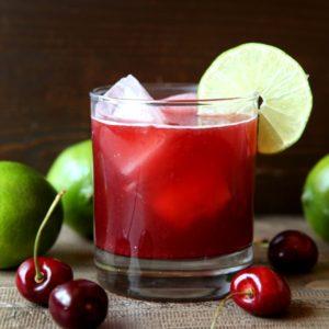 Cherry Limeade | completelydelicious.com
