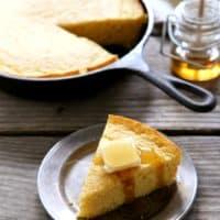 Honey Buttermilk Cornbread | completelydelicious.com