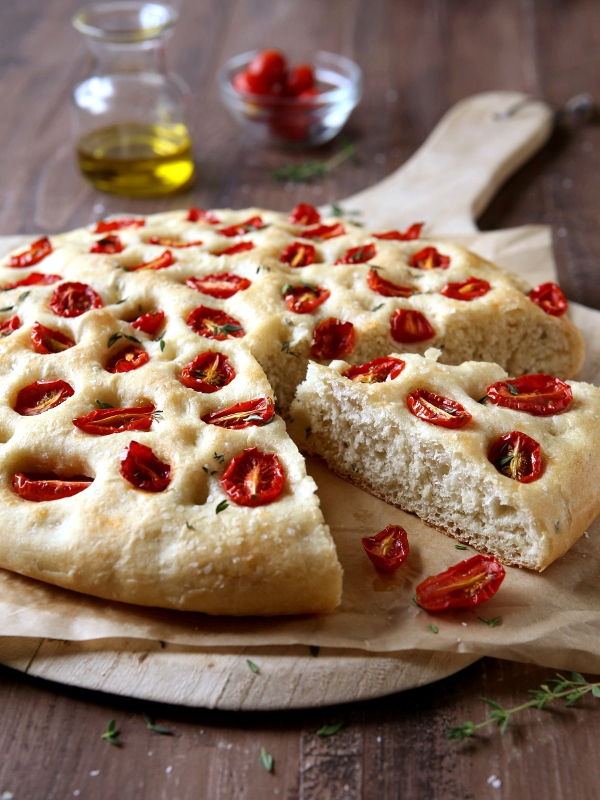 roasted tomato focaccia 4
