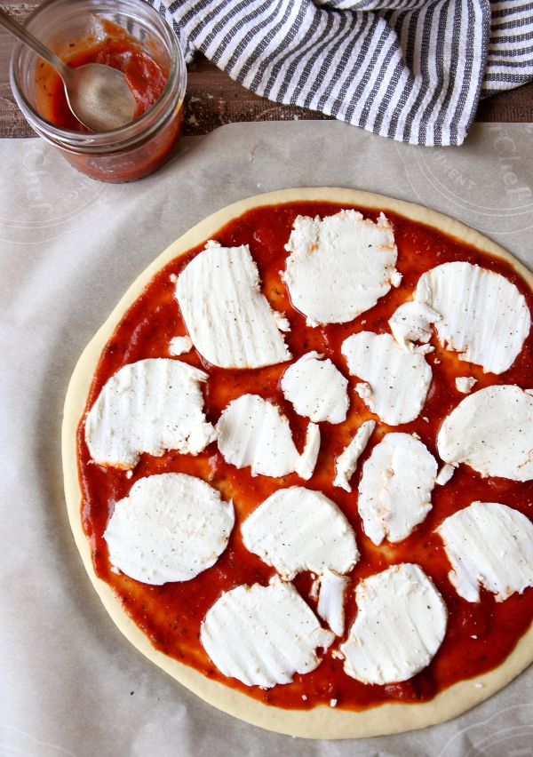 Quick & Easy Pizza Crust from completelydelicious.com