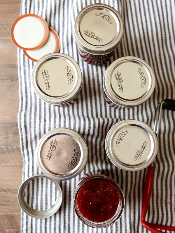 The best strawberry jam! | completelydelicious.com