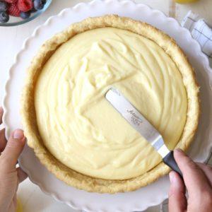 Lemon Berry Tart   completelydelicious.com