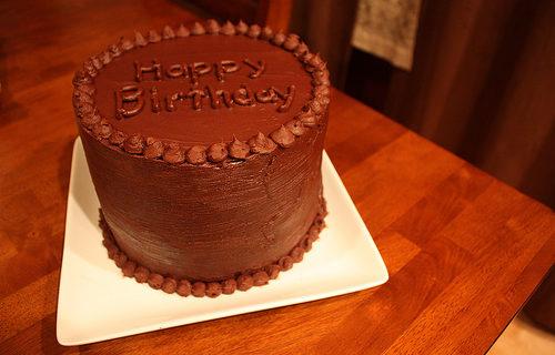 Decadent Chocolate Raspberry Cake