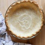 How to Blind Bake a Pie Crust | completelydelicious.com