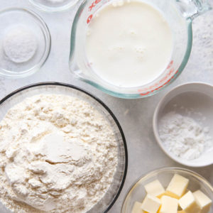 Easy Buttermilk Biscuits | completelydelicious.com