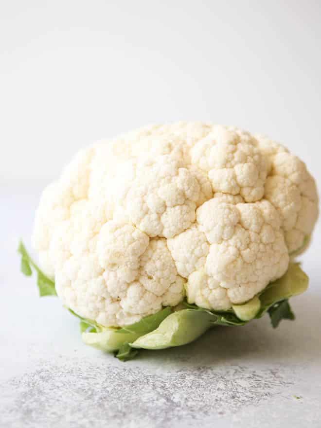 Tempura Cauliflower   completelydelicious.com