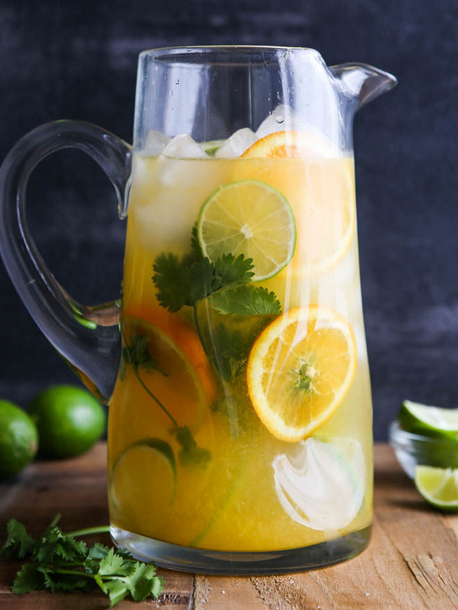 margarita sangria cocktail