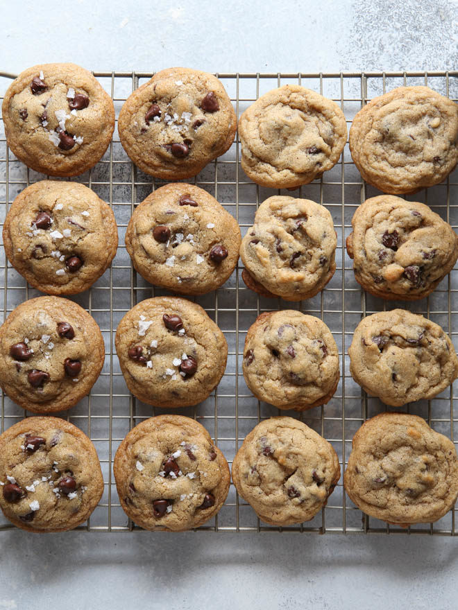 How to bake perfectly pretty cookies on completelydelicious.com