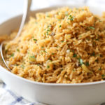 The best rice pilaf makes a great side dish!