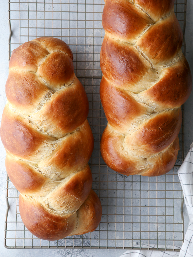 Braided Egg Bread Completely Delicious