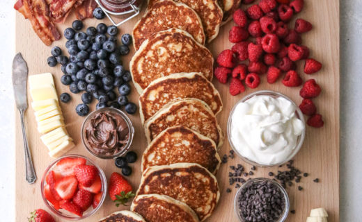Build Your Own Pancake Board