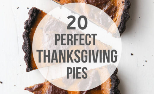 20 Perfect Pies for Thanksgiving