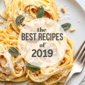 The Best Recipes of 2019