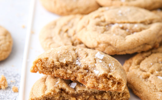 Chocolate Chip-less Cookies
