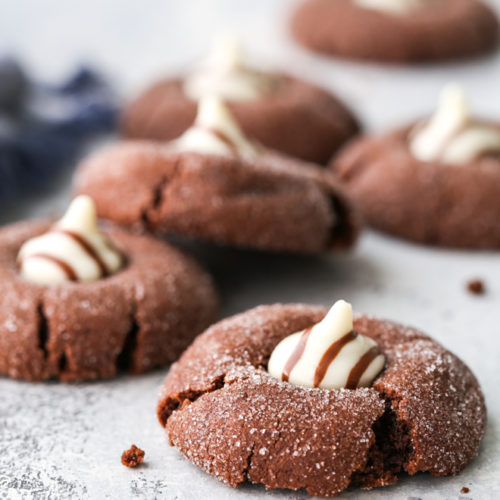 Chocolate Hugs Cookies