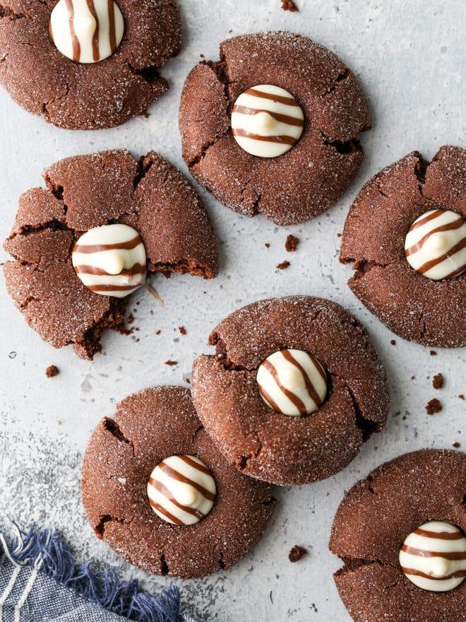 Chocolate Hugs Cookies