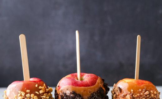 How to Make Homemade Caramel Apples