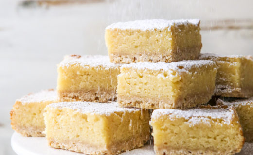 Maple Butter Bars