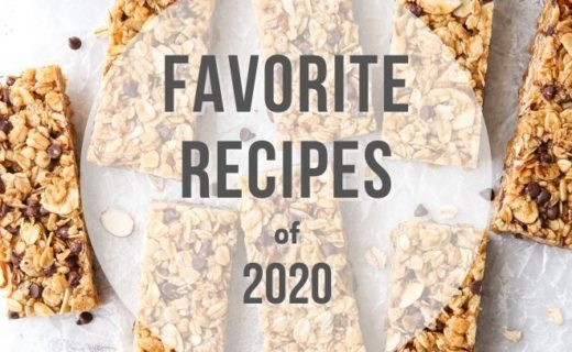 Favorite Recipes from 2020