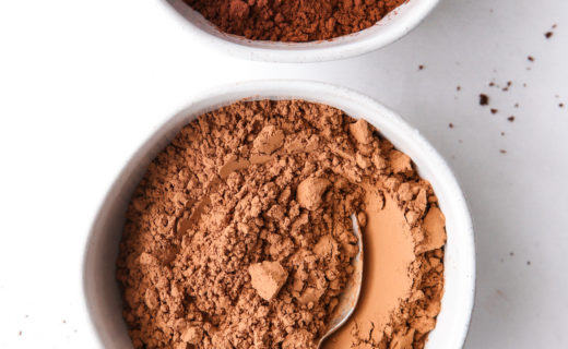 Natural Unsweetened vs Dutch-Process Cocoa Powder