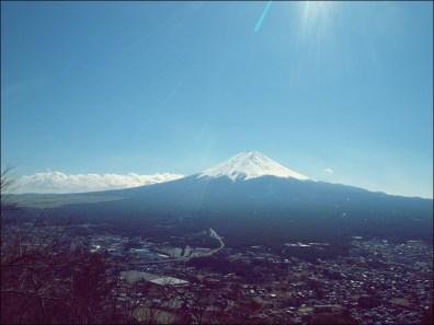 Fuji-san   Kawagushi-ko   Japan   2013
