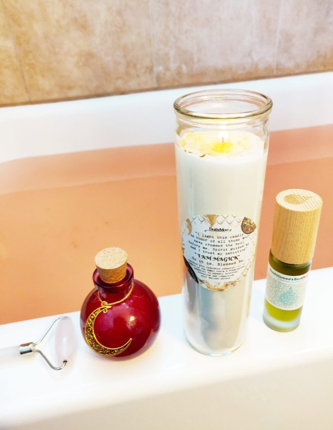 5 Essential Self-care Tools to Help You Find Your Inner Zen! Bath Ritual. Mindfulness.